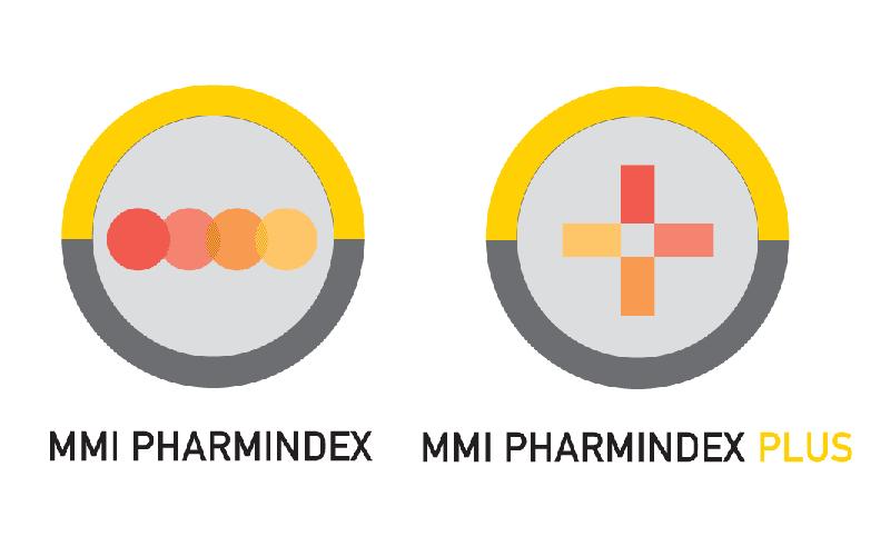 MMI Pharmindex Logos