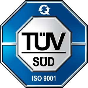 MMI ISO Zertifikat