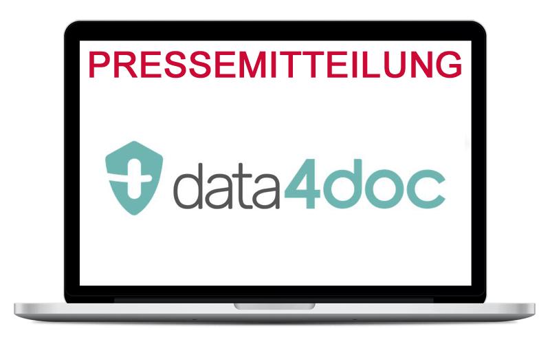 Pressemitteilung data4doc