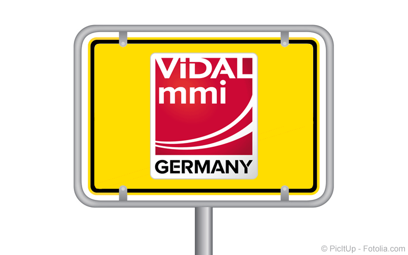 Vidal MMI Wegbeschreibung