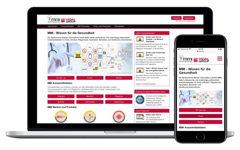 MMI Homepage